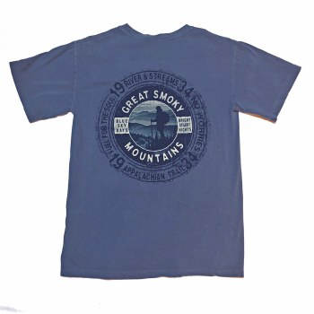 Comfort Colors Ink-o-pus Mountain T-Shirt