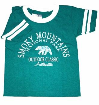 Girl's Chisel Bear T-Shirt