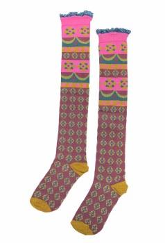 Women's Natural Life Knee Socks