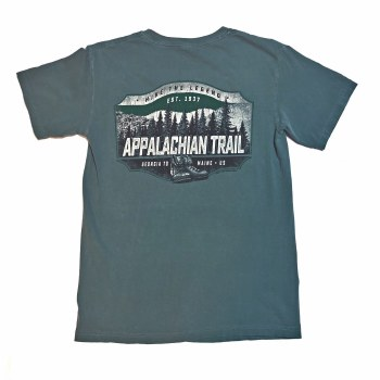 Comfort Colors Moto Mountains Hike T-Shirt