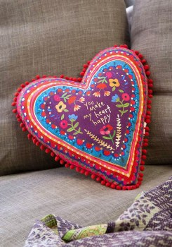 Heart Happy Pillow