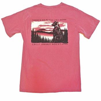 Comfort Colors Protector Mountain T-Shirt