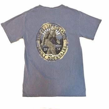 Comfort Colors Sasquatch Hide & Seek Champion T-Shirt