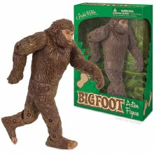 Bigfoot Action Figurine