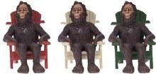 Bigfoot in Adirondack Chair