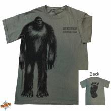 Bigfoot Tracks T-Shirt