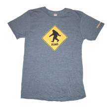 Men's Duck Co 'Bigfoot XING' Short Sleeve T-Shirt