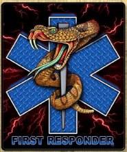 EMS First Responder Throw