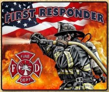 Firefighter First Responder