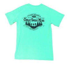 Comfort Colors Burly Mountain T-Shirt