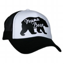 Mama Bear Trucker Cap