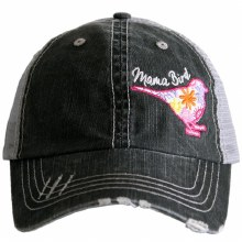 Mama Bird Side Panel Trucker Cap