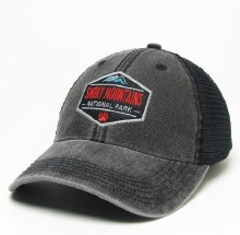 Black Old Favorite Trucker Hat Smoky Mountain Academy