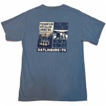 Comfort Colors Carta Mountain T-Shirt