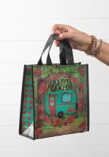 Happy Camper Medium Recycled Bag