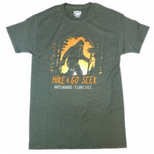 Hike & Go Seek Sasquatch T-Shirt