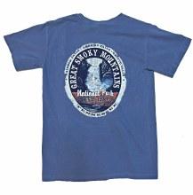 Comfort Colors Troop Hike Appalachian Trail T-Shirt
