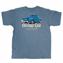 Old Guy's Rule It Took Decades T-Shirt