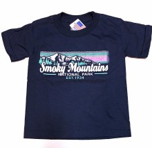 Girl's Dimple Mountains T-Shirt