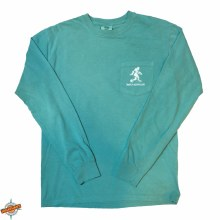 Bigfoot Long Sleeve Comfort Colors T-Shirt