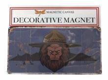 Squatchy Bigfoot Magnet