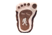 Bigfoot Plush Pillow