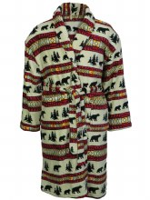 Bear Adventure Robe L/XL