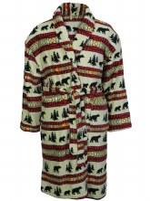 Bear Adventure Robe L/XL