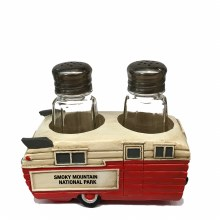 Smoky Mountain National Park Camper Salt & Pepper Shaker Set