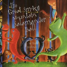 The Great Smoky Mountain Salamander Ball by Lisa Horstman