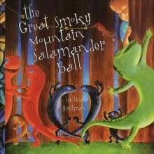 The Great Smoky Mountain Salamander Ball by Lisa Horstman
