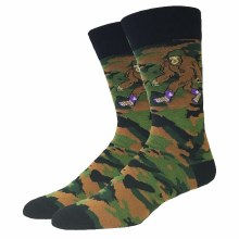 Camo Bigfoot Socks