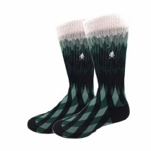 Active Bigfoot Forest Socks