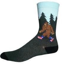 Classic Bigfoot Socks