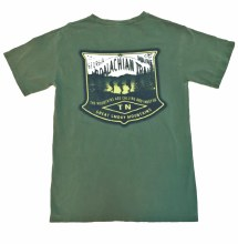 Comfort Colors Troop Hike Appalachian Trail T-Shirt