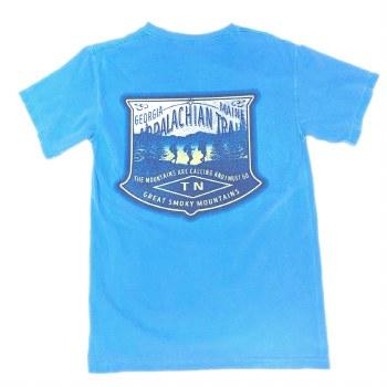 Comfort Colors Troop Hike AT T-Shirt