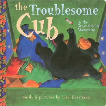 Troublesome Cub by Lisa Horstman