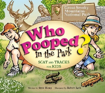 Who Pooped? in the Park by Steve Kemp