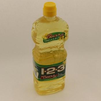 123 Canola Oil