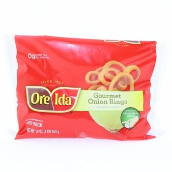 Ore-Ida (Oregano & Idaho) Gourmet Onion Rings 16 oz