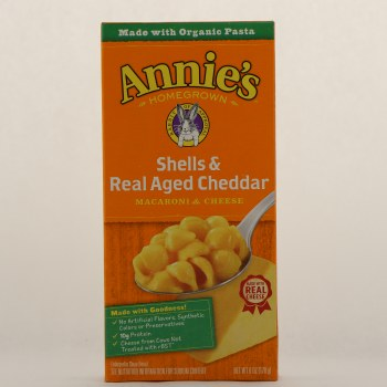 Annies Shells And Cheddar
