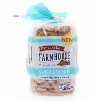 Pepperidge Sweet Hawaian Bread Harvestime Foods