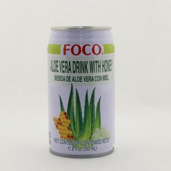 Foco Aloe Vera Drink/honey
