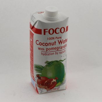 Foco Pom Coconut Water