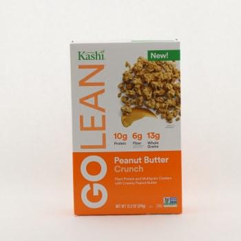 Kashi Go Lean Peanut Butter Crunch 13.2 oz