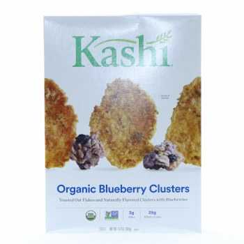 Kashi Organic Blueberry Clusters Cereal  13.4 oz