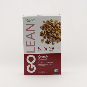 Kashi Go Lean Crunch Cereal 13.8 oz