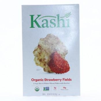 Kashi Organic Strawberry Fields Cereal  10.3 oz