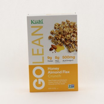 Kashi  Go Lean Honey Almond Flax