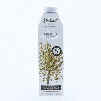 Elmhurst Milked Oats  32 oz